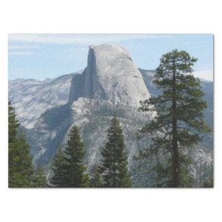 Halbe Haube von Panorama-Spur I Seidenpapier