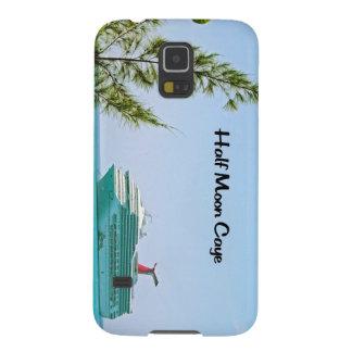Halbmond Caye Bahamas Samsung Galaxy S5 Cover