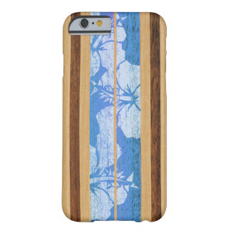 Haleiwa Surfbrett hawaiischer iPhone 6 Fall Barely There iPhone 6 Hülle