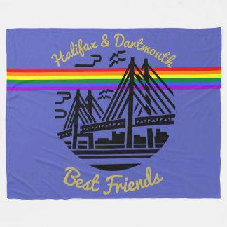 Halifax- u. Dartmouth-Freunde Stolz-Wurf (3 Fleecedecke
