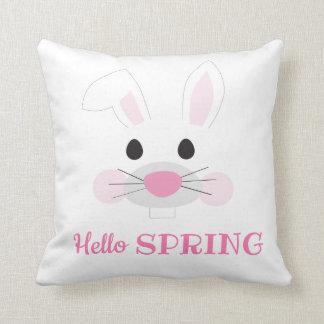 Hallo Frühlings-Kissen Kissen