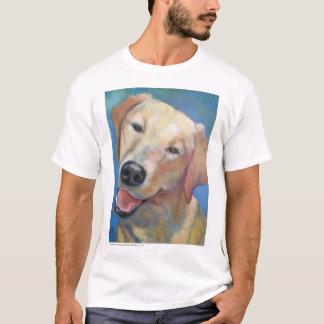 """""""Hallo, gelb!"""" Das T-Stück der T-Shirt"""