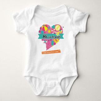 Hallo-Lo Reise-Baby-Bodysuit - Schneewittchen Baby Strampler