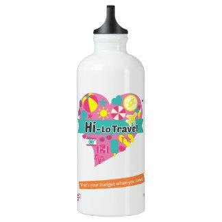 Hallo-Lo Reise-Wasser-Flasche - Schneewittchen Wasserflasche