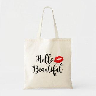 Hallo schöne Taschen-Tasche Tragetasche