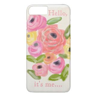 Hallo, sein ich…. iPhone 8 plus/7 plus hülle