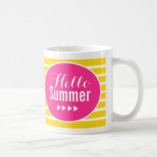 Hallo Sommer Tasse