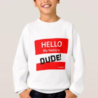 HALLO TYP 1r Sweatshirt
