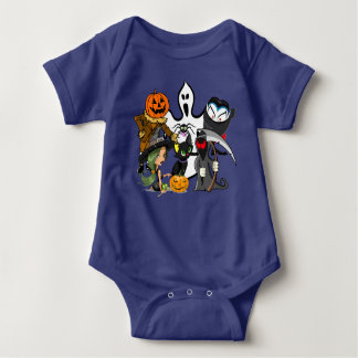 Halloween-Baby-Jersey-Bodysuit Baby Strampler
