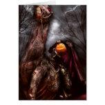 Halloween - der kopflose Reiter Karten