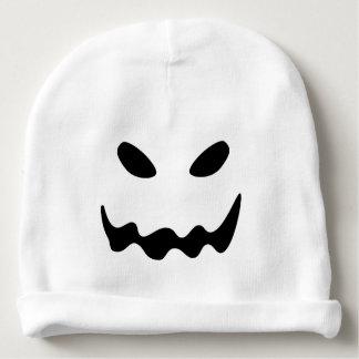 Halloween-Geist-Gesicht Babymütze