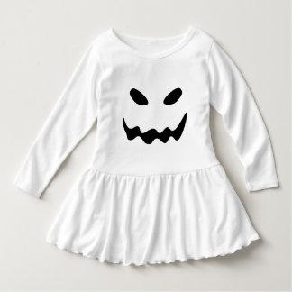 Halloween-Geist-Gesicht Kleid