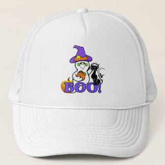 Halloween-GeistBoo Truckerkappe