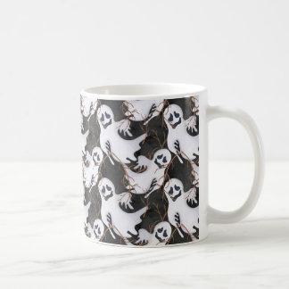 Halloween-Geister Kaffeetasse