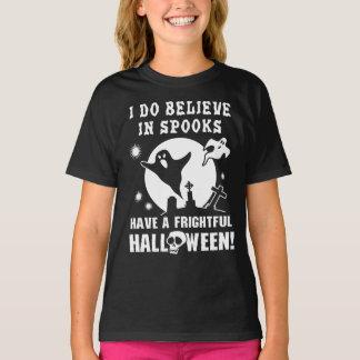 Halloween-Geister T-Shirt