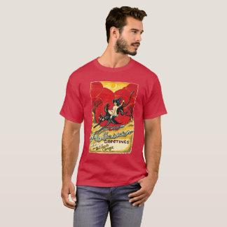 Halloween-Gruß T-Shirt