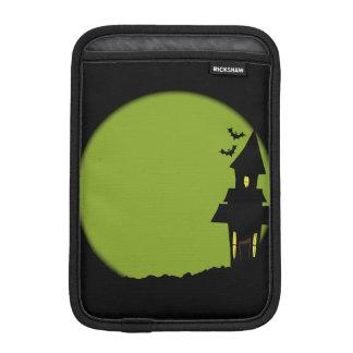 Halloween-Haus iPad Mini Sleeve