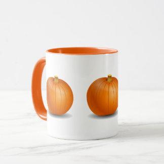 Halloween-/Herbst-Kürbis-Tasse Tasse