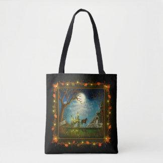 Halloween-Hochzeits-Tasche Tasche