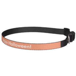 Halloween-Hundehalsband Hundehalsbänder
