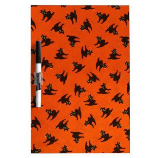 Halloween-Katzen-Muster Memo Boards