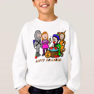 Halloween-Kinder Sweatshirt