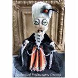Halloween-Königin-Foto-Skulptur Freistehende Fotoskulptur