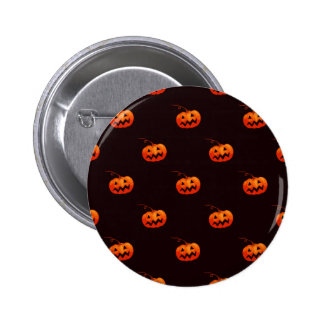 Halloween-Kürbis-Knopf Runder Button 5,7 Cm