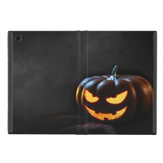 Halloween-Kürbis-Kürbislaterne gespenstisch iPad Mini Etuis