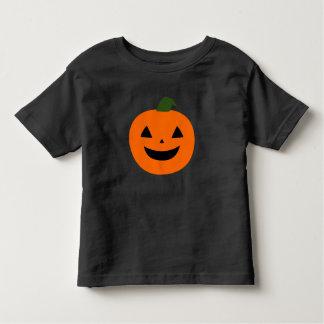 Halloween-Kürbis-T-Stück Kleinkind T-shirt