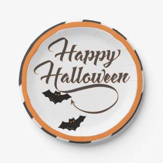 Halloween-Pappteller Pappteller