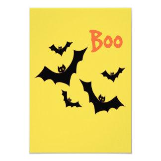 Halloween-Party 8,9 X 12,7 Cm Einladungskarte