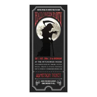Halloween-Party-Karten-Einladung Karte