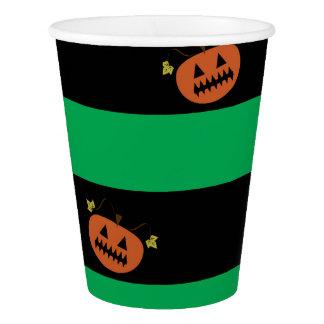 Halloween-Party-Schalen Pappbecher