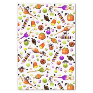 Halloween-Partydekor Seidenpapier