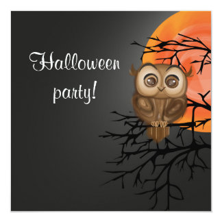 Halloween-Partyentwurfs-Party Einladung