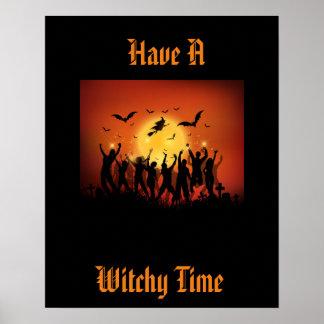 Halloween-Plakat Poster