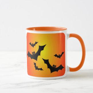 Halloween-Schläger Tasse
