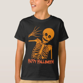 Halloween-Skelett! T-Shirt