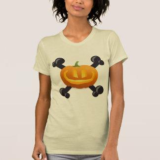 Halloween-Skelett T-Shirt