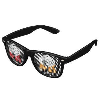 Halloween-Sonnenbrille Retro Sonnenbrillen