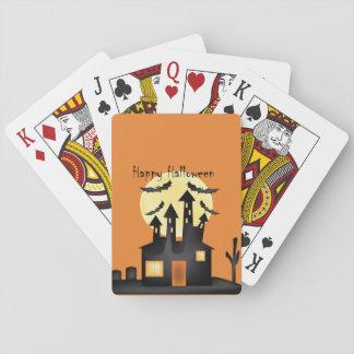 Halloween Spielkarten