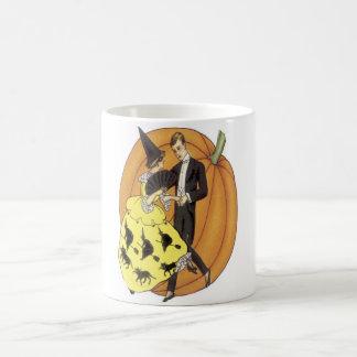 Halloween-Tanz Kaffeetasse