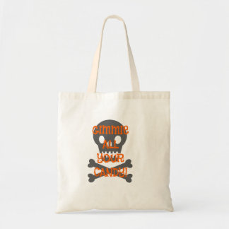 Halloween-Tasche Budget Stoffbeutel