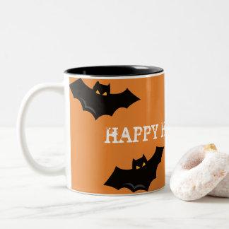Halloween-Tasse - Schläger Zweifarbige Tasse
