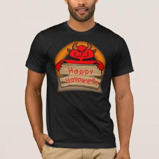 Halloween-Teufel-T - Shirts