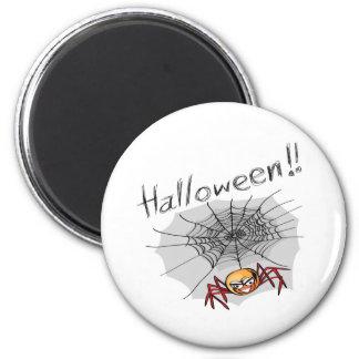 Halloween-Thema Runder Magnet 5,1 Cm