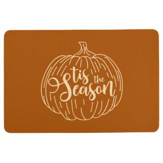 Halloween Tis die Fußmatte der Jahreszeit-  Bodenmatte