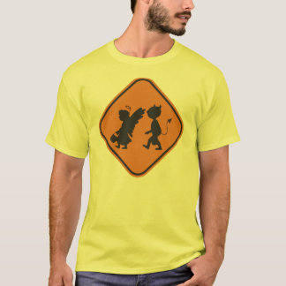 Halloween-Überfahrt T-Shirt