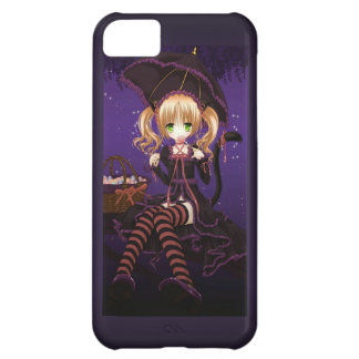 Halloweenanime-Mädchen iPhone 5C Fall iPhone 5C Hülle